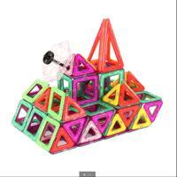 22pcs Magnetic Designer Block 149 Pcs Building Models Building Toy Enlighten Plastic Model Kits Educational Toys