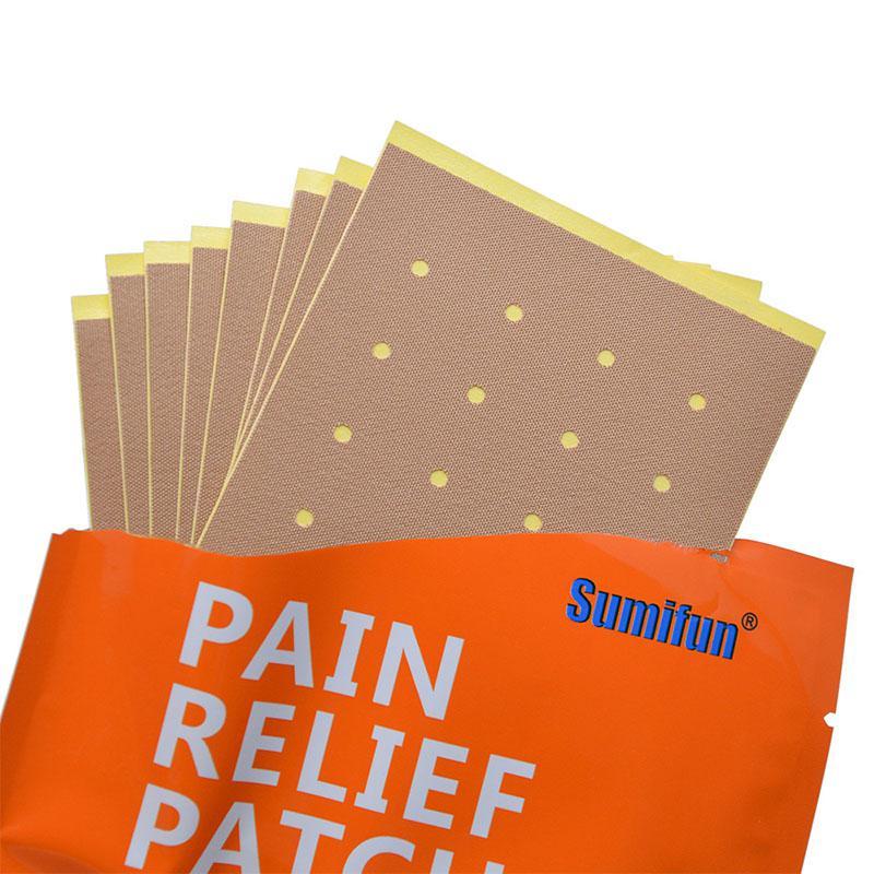 8 Pcs/Bag Medical Plaster Pain Shoulder Spine Cervical Tiger Paste Plaster Stickers Relief Rheumatism Aches Pains