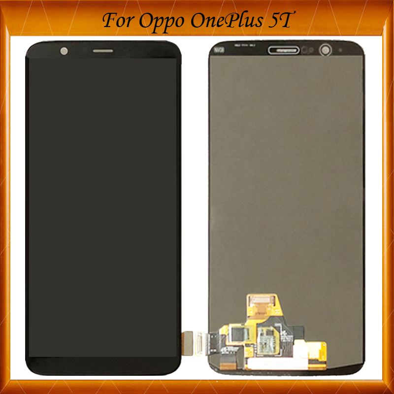 100% Tested Original OLED Display For Oneplus 5T A5010 touch screen 2160*1080 Digitizer Assembly 6.01 inch For One plus 5T100% Tested Original OLED Display For Oneplus 5T A5010 touch screen 2160*1080 Digitizer Assembly 6.01 inch For One plus 5T