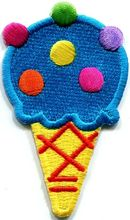 Custom embroidered Patches iron on sew patch  for clothing caps jeans Jacket decorating factory OEM customize available