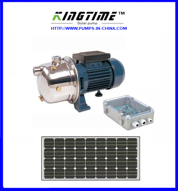 5years warranty  48V, 450watts Solar power water Pumps, solar booster pump,  solar surface pump, free shipping, JETS-3.5-45