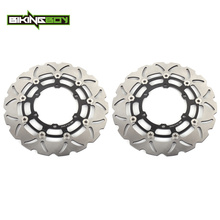 BIKINGBOY disques de frein avant, Rotors, pour BMW R850R R850RT R1100R R1100RT R1100RS K1100LT K1100RS R1100GS KL 1100 LT