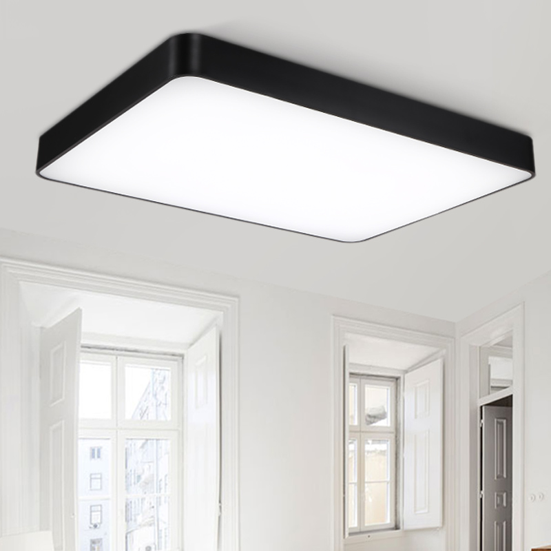 modern led ceiling lights for living room foyer bedroom lighting fixtures acrylic brief design kitchen kids ceiling lamp moderne led ceiling lights for hallways bedroom kitchen fixtures luminarias para teto black white black ceiling lamp modern