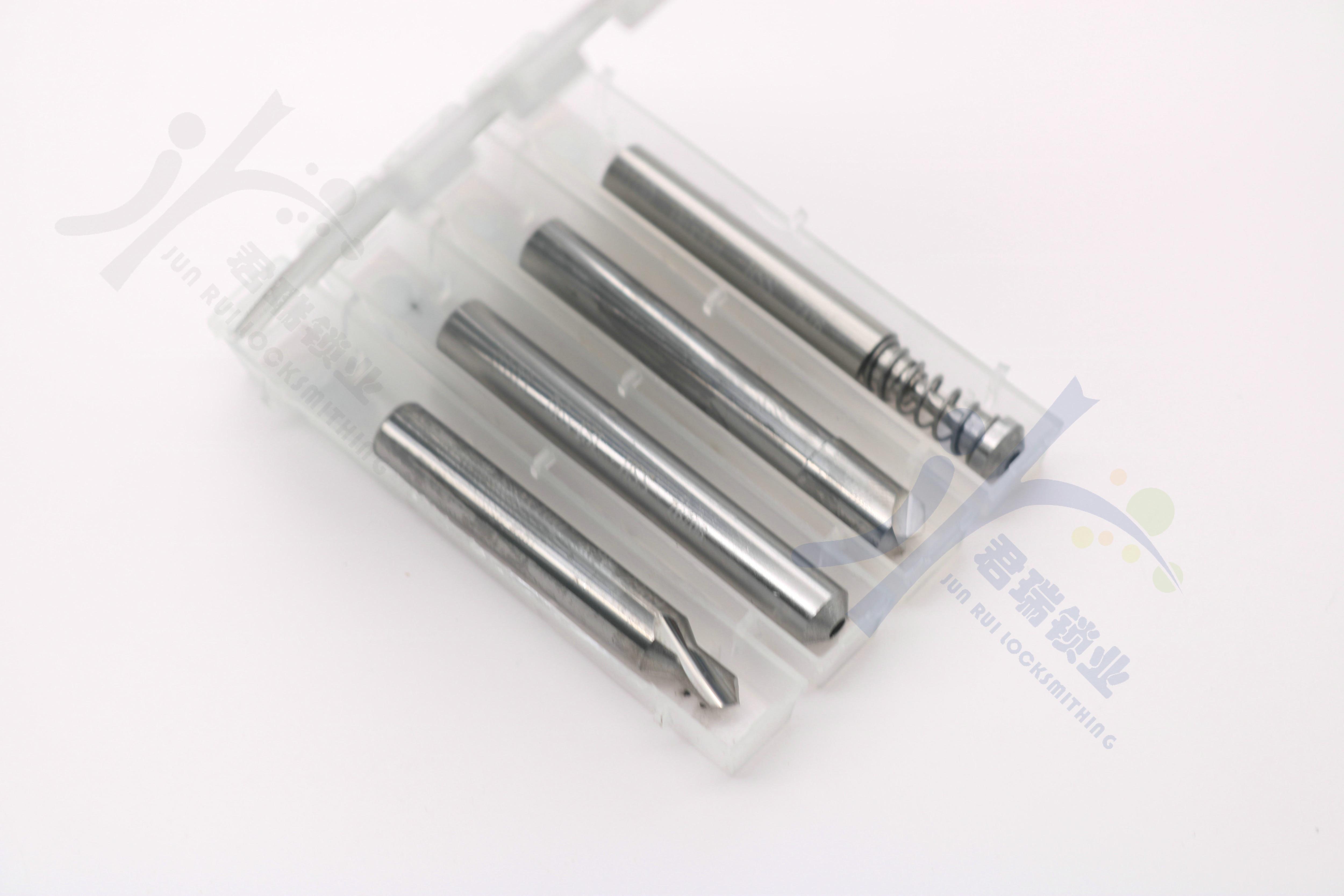 Mult-t lock Duplicating End Mill Cutter di tipi VW per chiave - Utensili manuali - Fotografia 6