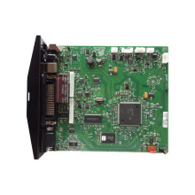 einkshop Used TLP2844 Formatter Board Main Board For zebra TLP 2844 LP2844 TLP2844 Printer MainBoard replacement projector lamp tlplv1 for toshiba tlp s30 tlp s30m tlp s30mu tlp s30u tlp t50 tlp t50m tlp t50mu t50u