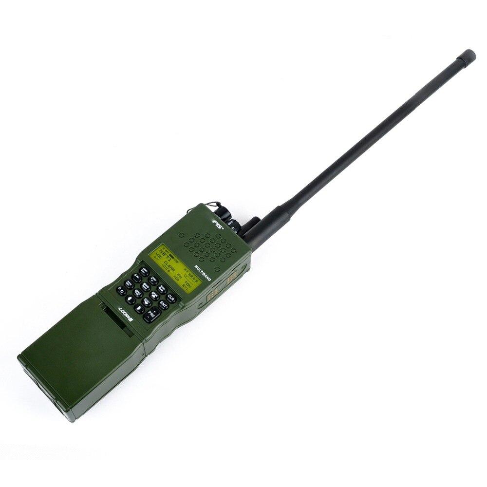 Tactique ZAN/prc 152 Dummy Radio Case Casque Cas T Sans Fil Casque Accessoires