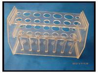 Reagenzglas Kunststoff Stand/Halter 14 löcher