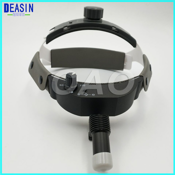 High-quality Dental Loupes with Surgical LED Headlight for Ent Medica operation lamp surgical headlight and Dental Loupes