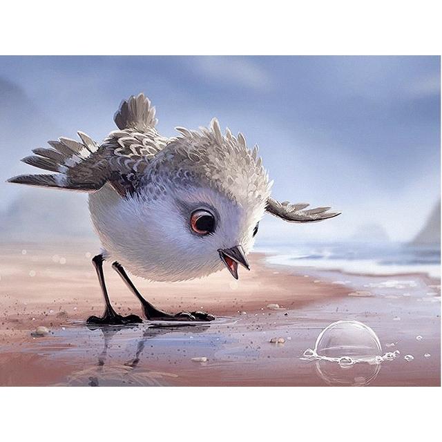 Bird by the Sea – Piper