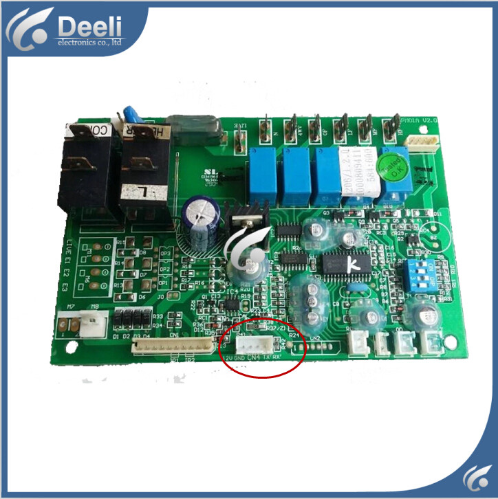 где купить 95% new good working Original for air conditioning Computer board motherboard APM01A V2.0 дешево