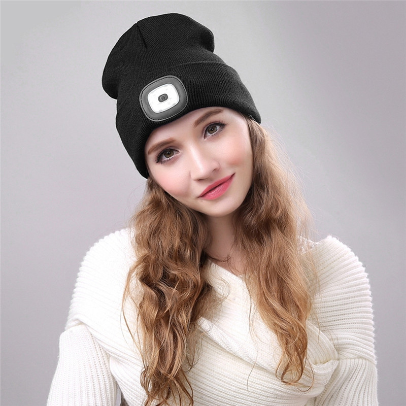 rechargeable hat09