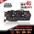 Nova Placa Gráfica HD7850 4G DDR5 256bit UHF independente jogo placa de vídeo HDMI + DVI + DP frete grátis placa de vídeo