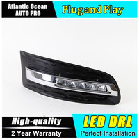A T Car Styling For Chevrolet Cobalt LED DRL Cobalt High Brightness Guide LED DRL Led