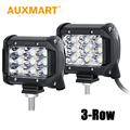 Auxmart 36W LED Work Light Fog Light CREE Chips 4x4 Truck ATV SUV Flood Spot For Jeep Ford Toyota Tundra