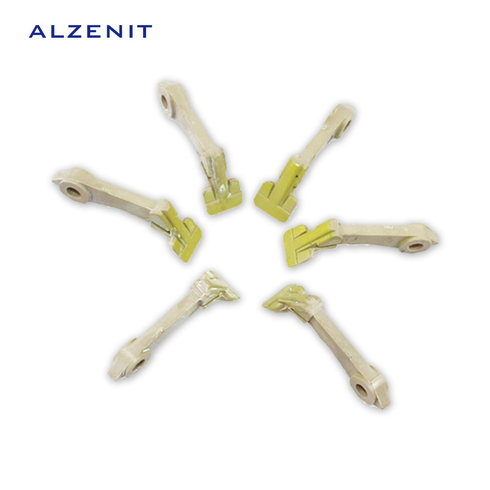 5Pcs ALZENIT Picker Finger For Xerox DC 4110 4112 900 1100 4127 4595 OEM New Separation Claw Upper Printer Parts On Sale rf5 2886 000 separation pad for printer part 1100 3200