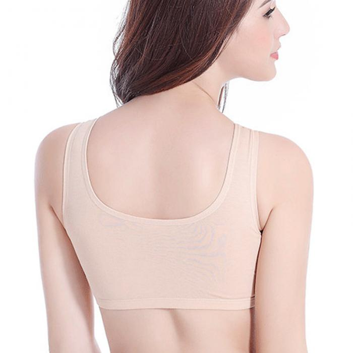 73c1d23959f32 Extra-strong support (level 3) Push up. Non-wired removable padding cups.  Best for everyday active lifestyle. Material  Cotton + Nylon + Spandex  Notice