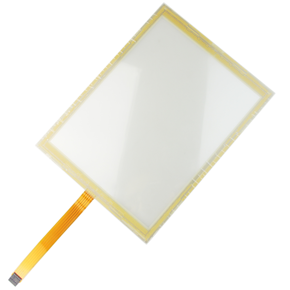 1PCS New AMT 2507 AMT2507 Industry 10.4 inch Touch Screen Panel Digitizer 5 wire 248 * 186mm new 15 inch amt9535 amt 9535 8 wire touch screen glass panel digitizer