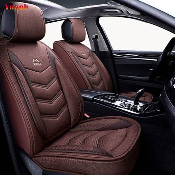 Ynooh car seat covers for dacia duster 2018 logan dokker sandero stepway covers protector accessories for vehicle seat
