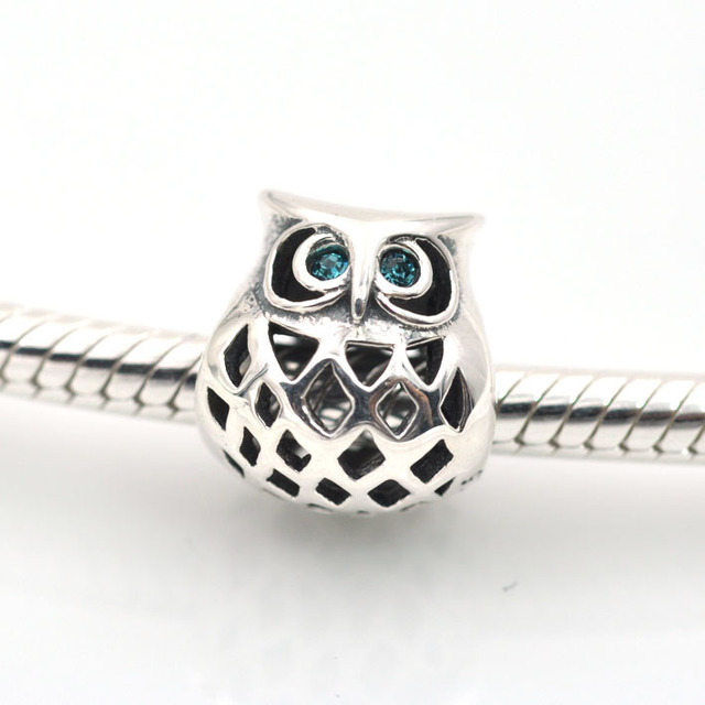 owl pandora charm