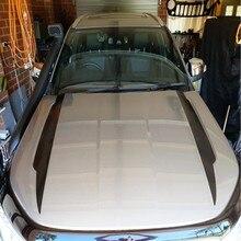 Car exterior 4X4 off road cool hood car sticker  for ranger T7 2016-2019