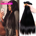 Mink Brazilian Hair 4 Bundles Straight Cheap Straight Brazillian Hair Bundles Vip Straight Brazilian Hair Weave Bundles Hot Sale