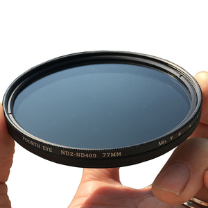 Image 2 - 37/40.5/43/46/49/52/55/58/62/67/72/77/82/86mm ND Fader ND2 400 Variable Neutral Density Filter for Canon Nikon Sony Camera Lens