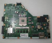 SHELI For ASUS X55C X55VD Motherboard 2GB REV 2.1 / REV 2.2 60 N0OMB1100