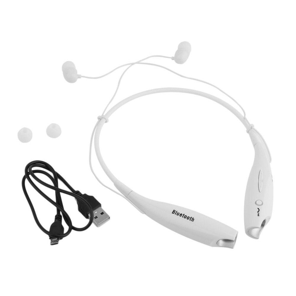 Cheap Hot HV800 Sport Stereo Bluetooth Headset Wireless Headphone Earphone Neckband Style Earphones Bluetooth Cellphone
