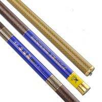 Superhard Carbon Fishing Rod Catch Big Fish 5.4 8.1M Taiwan Rod H19 Tune Feeder Long Carp Pole Luxury Fishing Gear