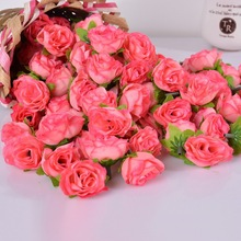 Buy small artificial flowers for crafts and get free shipping on 60pcs artificial small silk rose peony flower heads bulk craft for wedding party decorative wreaths bouquet mightylinksfo