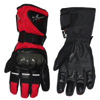 Men Motorcycle Gloves Outdoor Sports Full Finger Knight Riding Motorbike Waterproof Windproof Warm Racing Cycling