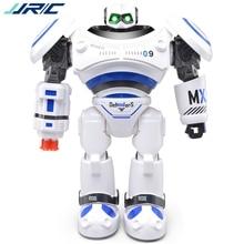 JJR/C JJRC R1 Programable Defensor Inteligente RC Control Remoto Dancing Robot de Juguete para Niños de Cumpleaños Regalo Presente de Vacaciones VS R2