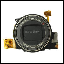 Cheaper 100% New Original zoom lens unit For Canon PowerShot A650 IS PC1252 Digital camera with CCD
