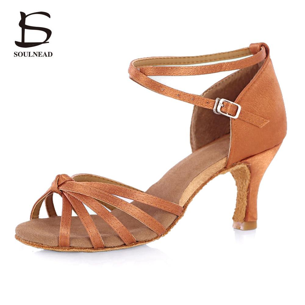 Brand New Women Dance font b Shoes b font For Ballroom Latin Tango font b Salsa