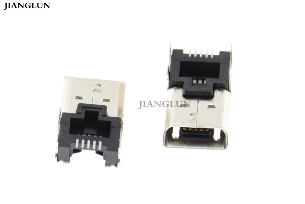 JIANGLUN GENUINE Micro USB Charging DC Socket Port for Asus Transformer Book T100T T100T ...