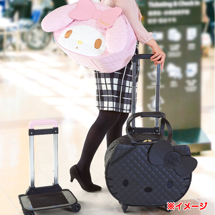 IVYYE 1PCS Melody KT Fashion PU Anime Luggage Case Travel Bag Reusable Tote Handbags Cartoon Pouch  Bags NEWIVYYE 1PCS Melody KT Fashion PU Anime Luggage Case Travel Bag Reusable Tote Handbags Cartoon Pouch  Bags NEW