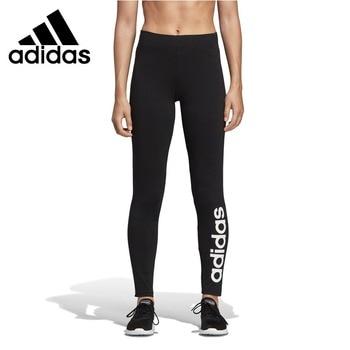 Details about Adidas Sports Leggings Women Ess Lin Tight XS S M L XL XXL New