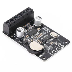 Image 2 - סטריאו Bluetooth מודול מגבר כוח ערוץ כפול לוח 12V 24V 10W 15W 20W Bluetooth מקלט מודול עבור DIY
