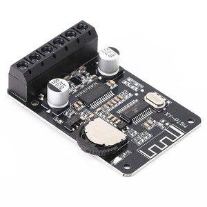 Image 2 - Stereo Bluetooth modülü güç amplifikatörü çift kanal kurulu 12V 24V 10W 15W 20W Bluetooth alıcısı modülü DIY için