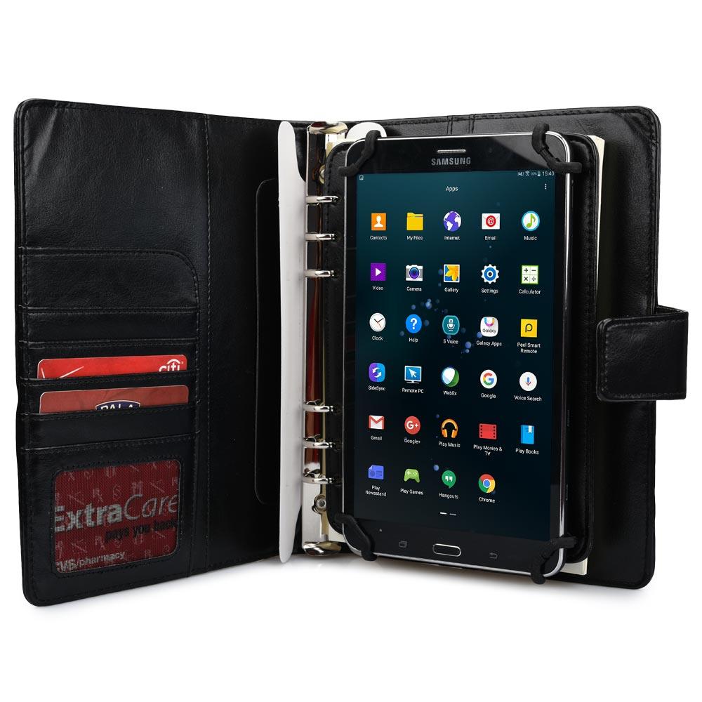 Portfolio Case For 7 8 Quot Tablets Cooper Foldertab