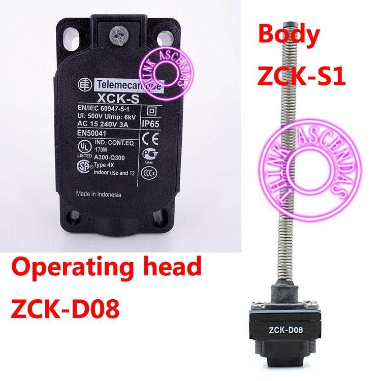 Limit Switch Original New XCK-S XCKS108H29 ZCKS1H29 ZCK-S1H29 / XCKS108 XCK-S108 ZCKS1 ZCK-S1 ZCKD08 ZCK-D08 / ZCKD08C ZCK-D08C limit switch xck s zck s1h29 xcks131h29 xck s131h29