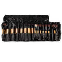 Great discount !!! 32Pcs Makeup Brushes makeup artist Professional Cosmetic Make Up Brush Set The Best Quality!
