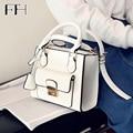 Fashion Women's flap leather shoulder handbags lady casual totes bag female fresh messenger bag Pouch Bolsas Famous brand design