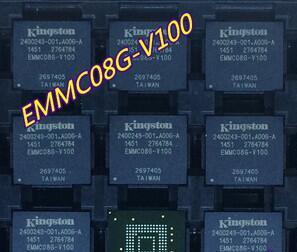 EMMC08G-V100
