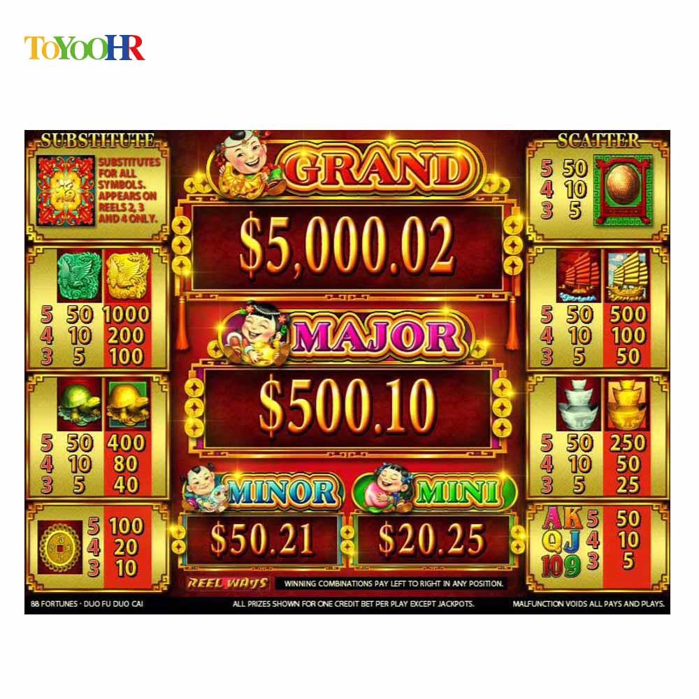 Fortunes 88 Slot Game Board Casino Game Pcb Casino Video Slot Machine For Sale Slot Machine Slot Machines For Salevideo Slot Machine Aliexpress