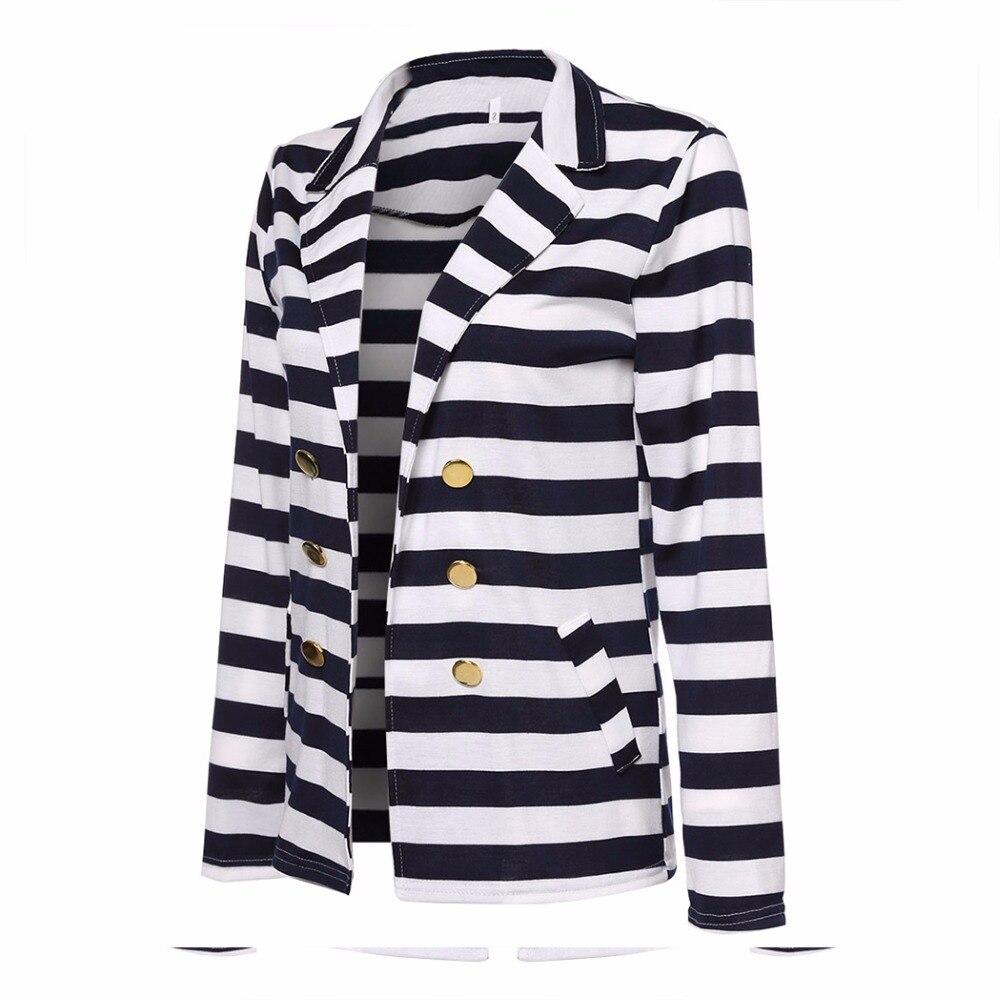 Sexy Elegant Spring Autumn Women Blazer Lady Suit Jacket Female Business Office Formal Coat Blaser Outwear Femme Feminine 2016