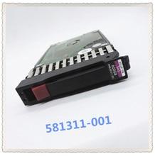 581286-B21 581311-001 600G 10 K SAS 2,5 G7 обеспечить новый в оригинальной коробке. Обещано отправить в течение 24 часов