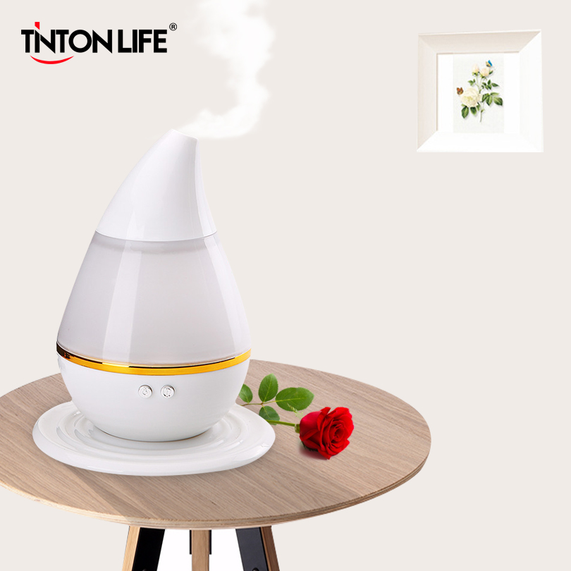 TINTON LIFE Mini Ultrasonic Humidifier USB Humidifier Mist Maker Fogger Car Atomizer Air Purifier tinton life usb interface air humidifier ergonomic spray angle vehicle office home car humidifier