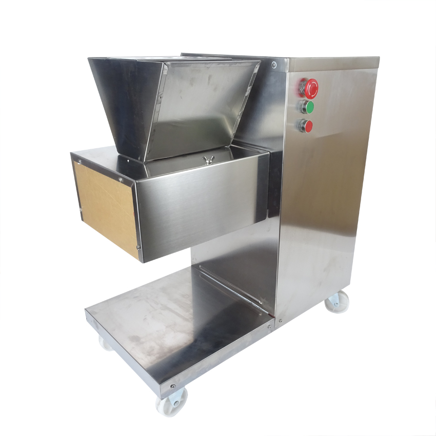 110/220/380v QW meat cutting machine, meat slicer, meat cutter, 800kg/hr meat processing machine