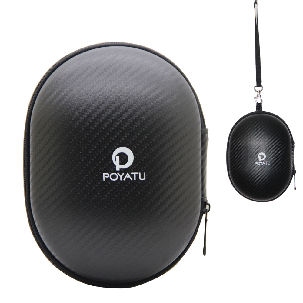 Headphones Case Hard For Sony Hear On Wireless Wired Mdr Noice Cancelling Headphone 100abn Blue Poyatu Eva 7506 V6 Carry